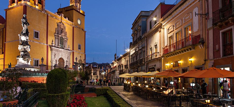 Conoce Guanajuato con Travel Zone.