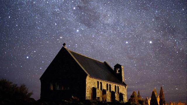 Aoraki Mackenzie, Nueva Zelanda