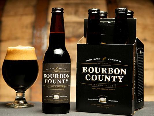 Bourbon County Stout