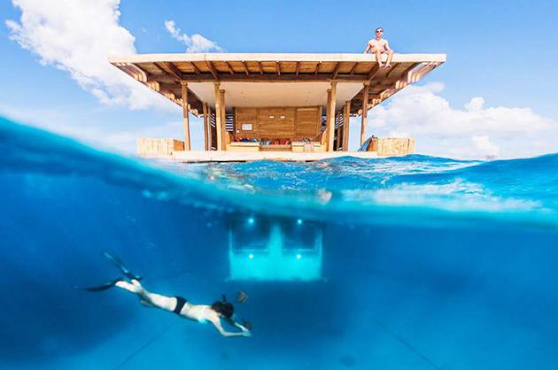 Hotel Flotante de Zanzibar 1