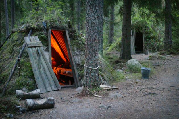 Kolarbyn Ecolodge en Suecia 3