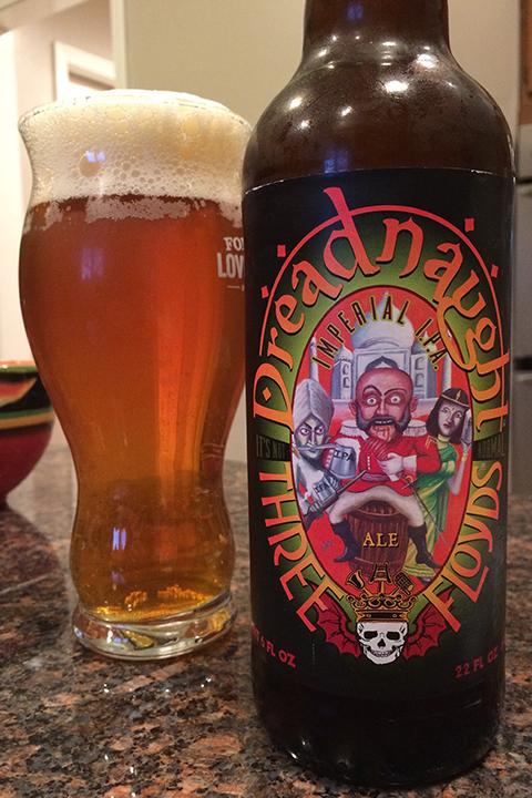 Three Floyds Brewing's Dreadnaught