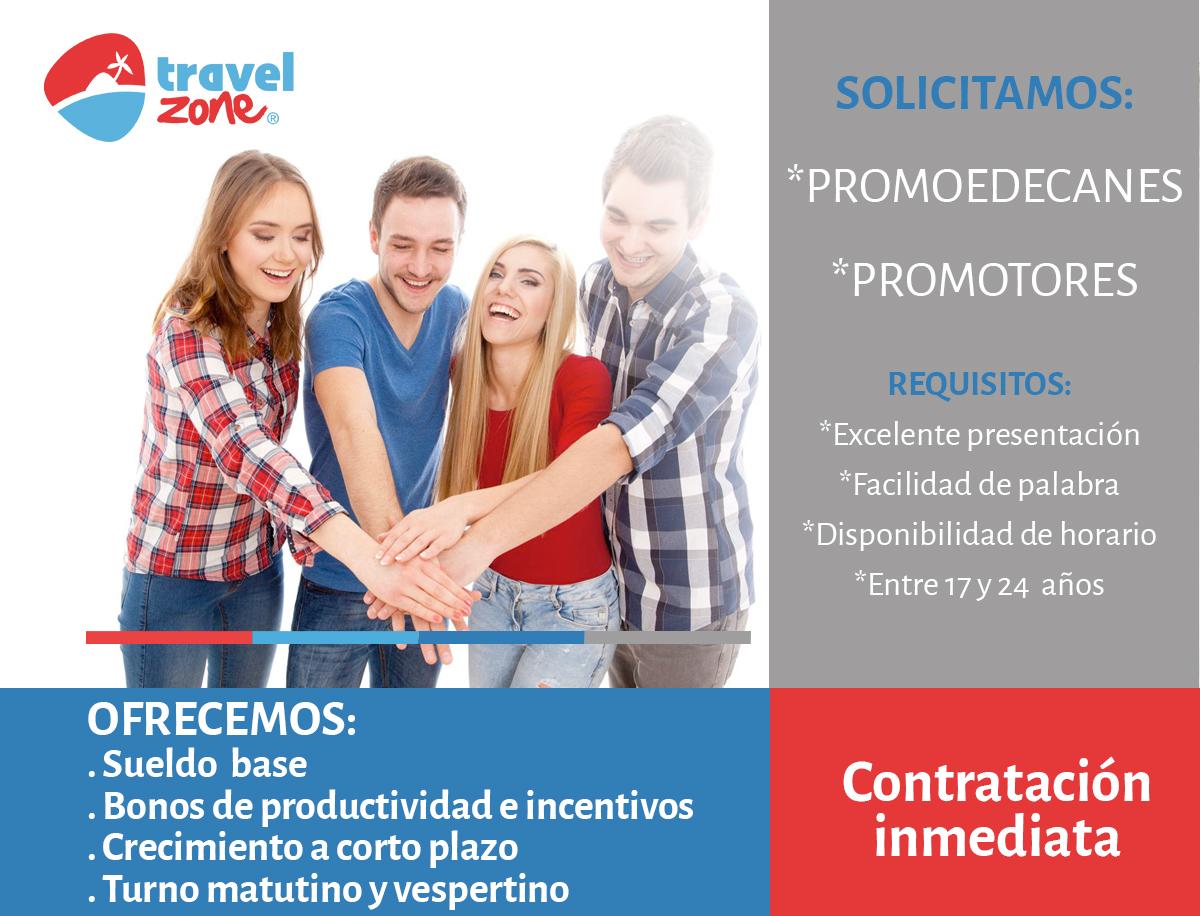 anuncio vacante promocion Guadalajara