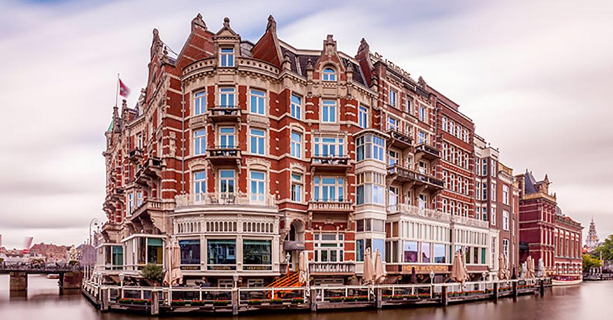 De L'Europe, Ámsterdam
