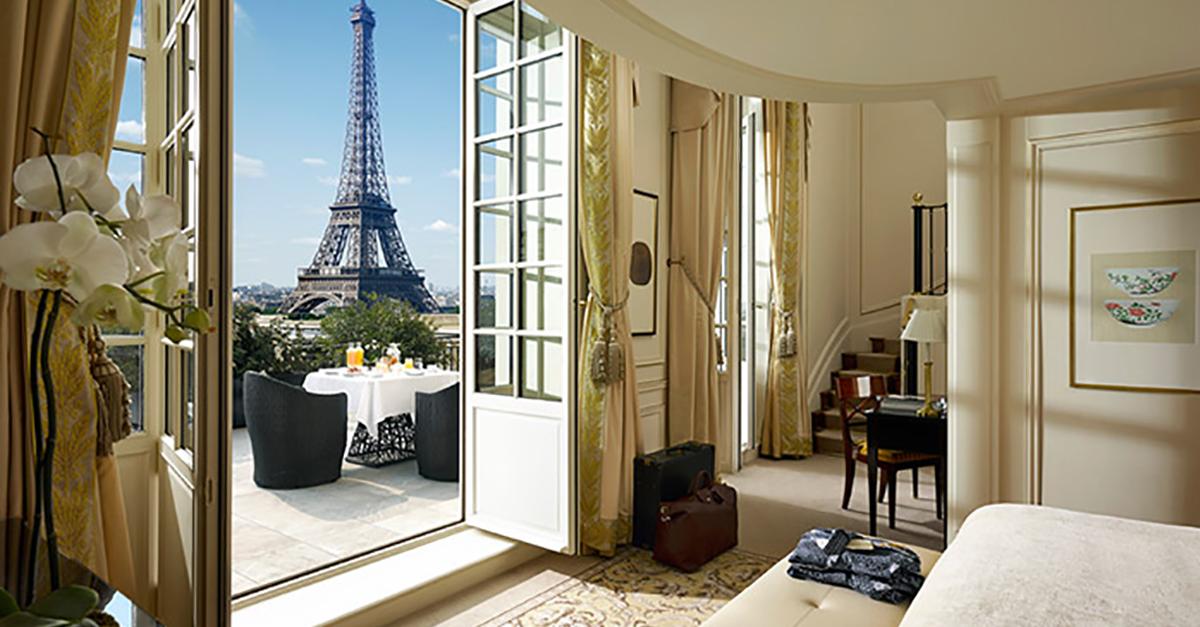 Hotel Shangri-La, París