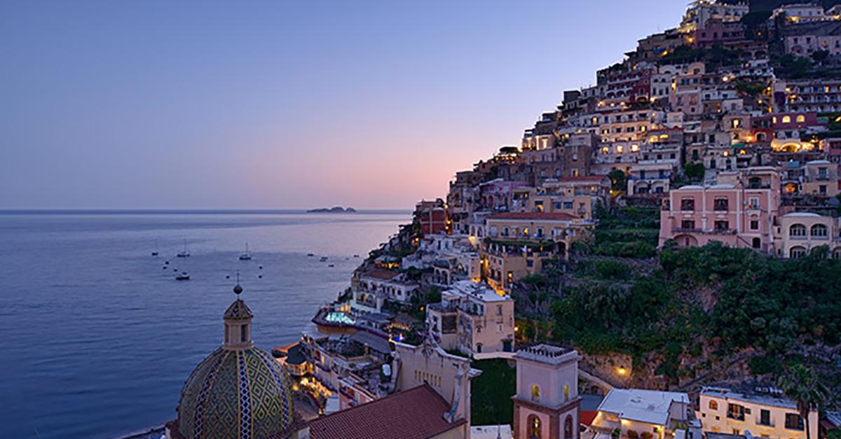 Le Sirenuse en Positano, Campania