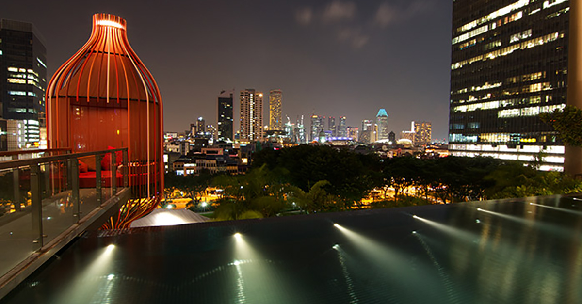 PARKROYAL on Pickering, Singapur
