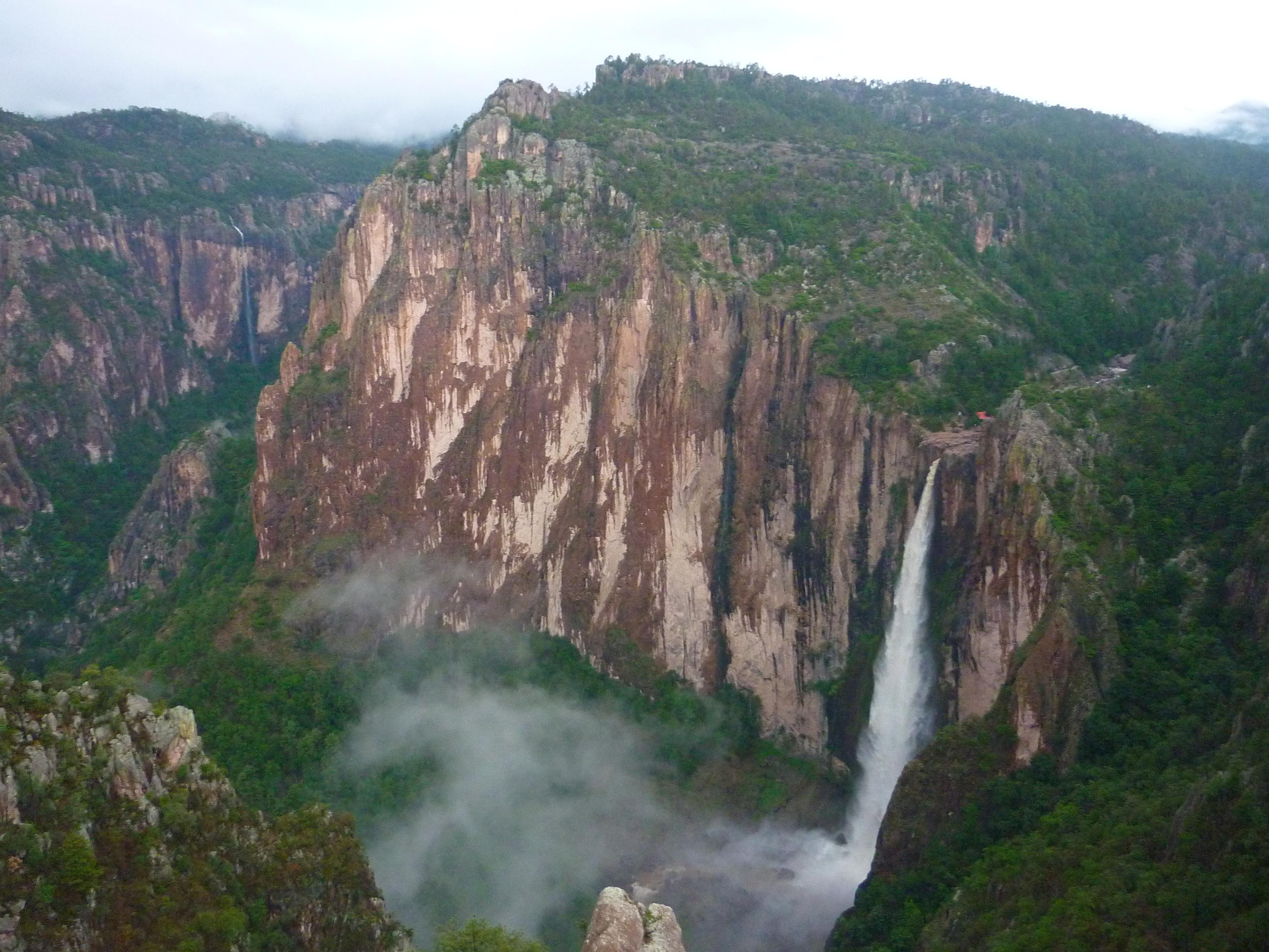 las 5 mejores cascadas de m xico travel zone guadalajara