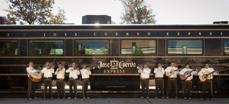 Jose Cuervo Express Tamaño